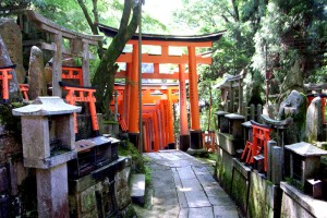 Kyoto Walk 2: Tofuku-ji Temple to Fushimi-Inari Taisha Shrine