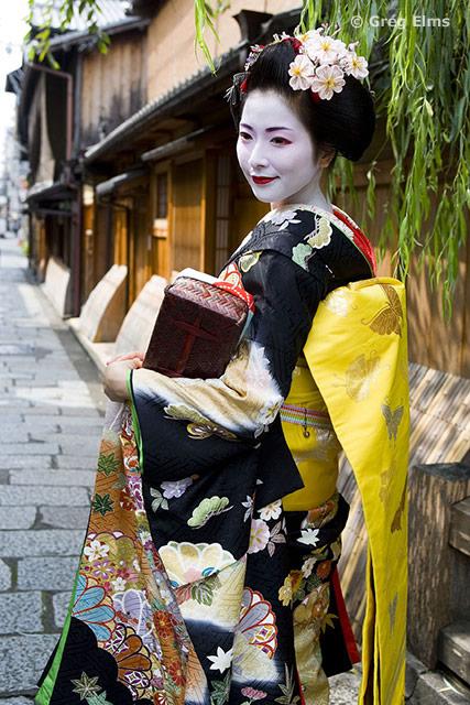 Kyoto Geisha Tours And Entertainment Chris Rowthorn Tours