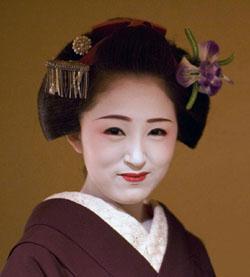 Ichimame, maiko