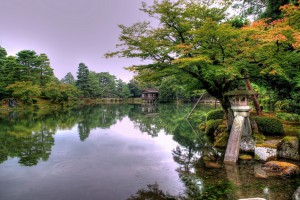Kanazawa Kenroku-en (photo by David Sanz)